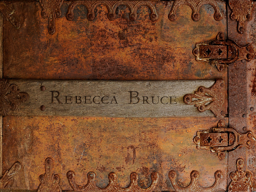 Cover Image For RebeccaBruce.com Catalogue