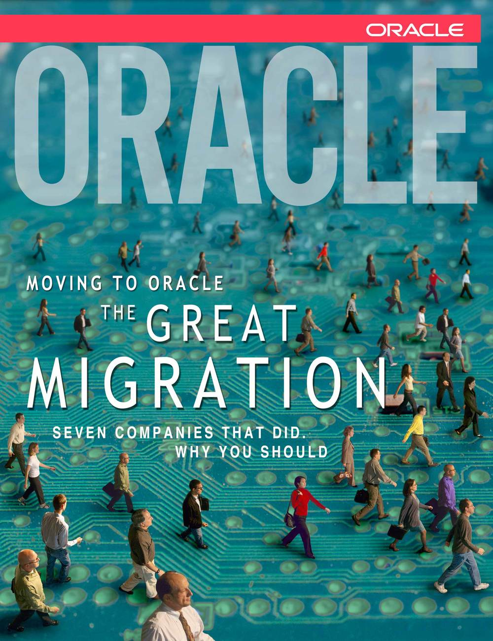 ORACLE Great Migration