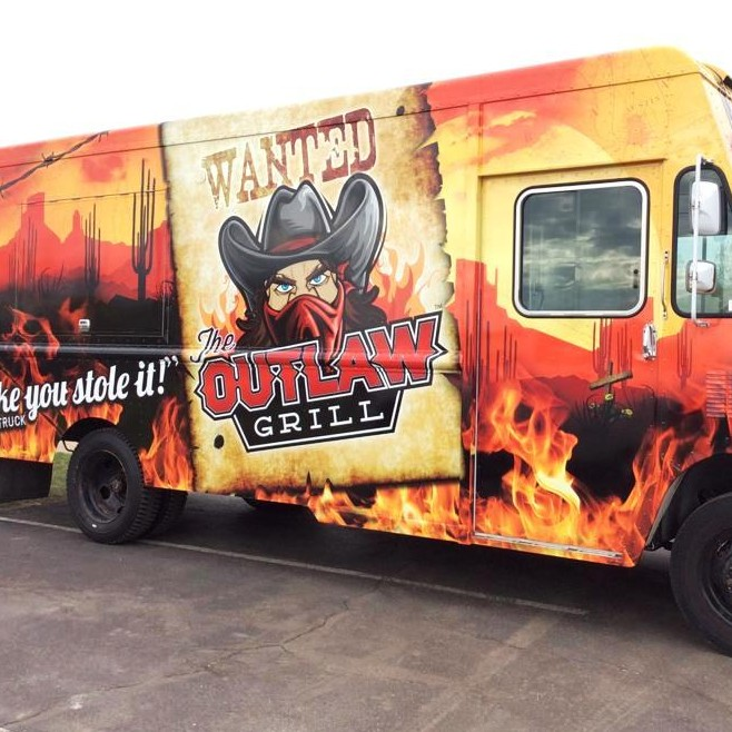 Outlaw Brewing Food Truck