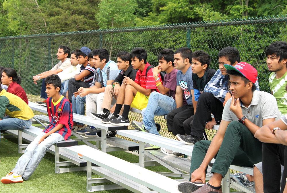 Bhut soccer tournament Charlotte 2014.JPG