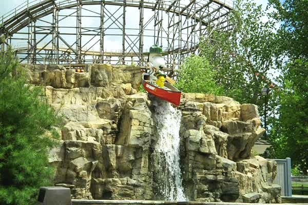 Camp Snoopy, Cedar Fair Park, Sandusky, Ohio