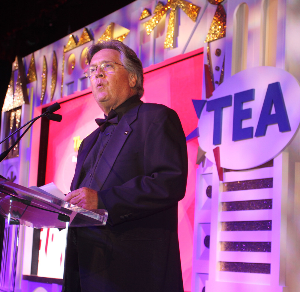 David Price, TEA Western Division Past President