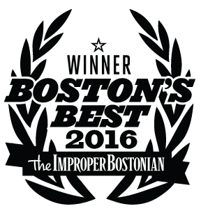 We were named  Boston's Best Pop Up  by the Improper Bostonian!