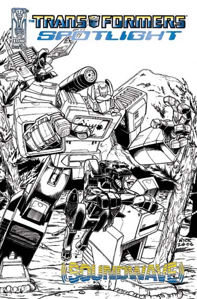 Cover RI-A: Nick Roche