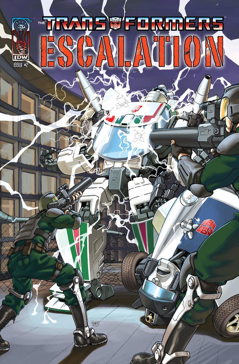 Cover A: E. J. Su