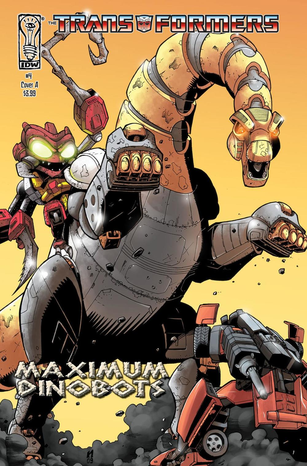 COVER A: NICK ROCHE AND JOANA LAFUENTE