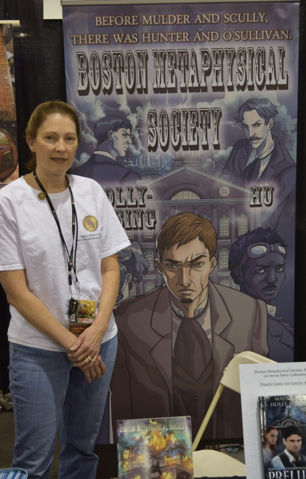 Madeleine Holly-Rosing at Phoenix Comic Con 2016 (1).