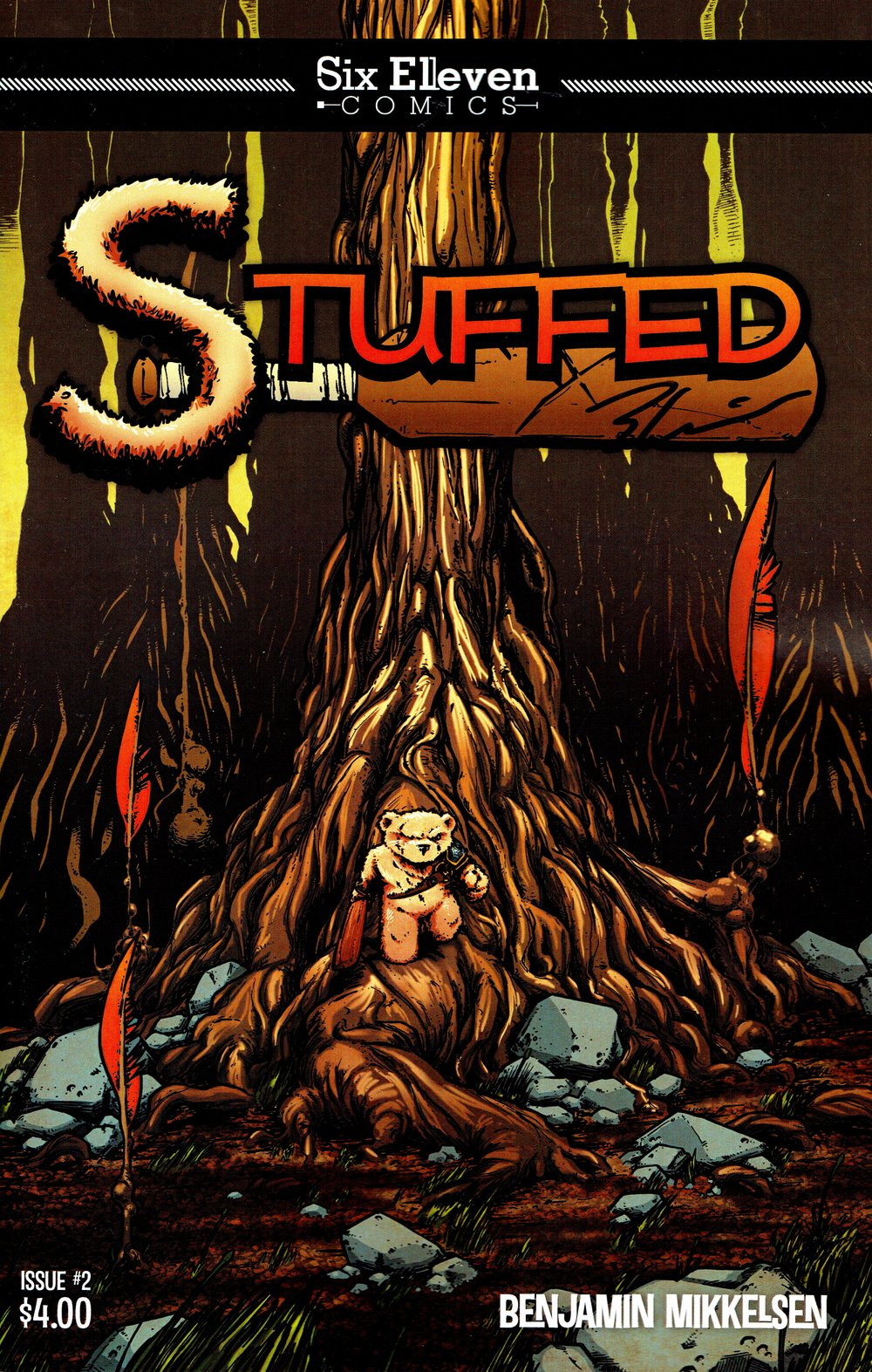 Stuffed #2 by Ben Mikkelsen.