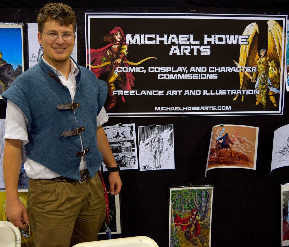 Red Team Go Colorado member Michael Howe.