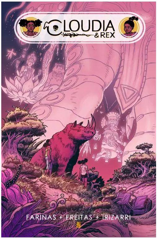 Cloudia & Rex from Buño Press