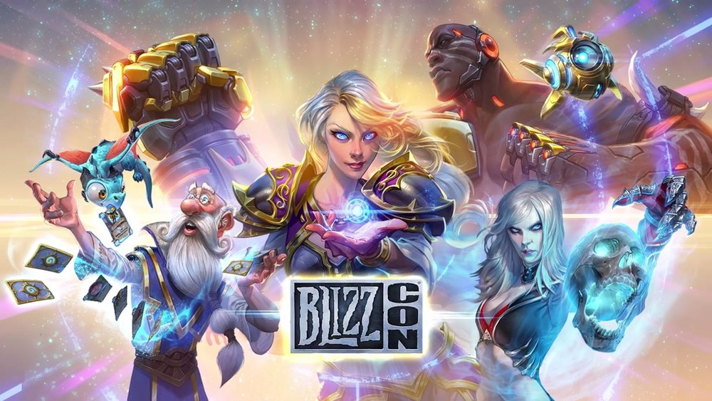 BlizzCon 2017.