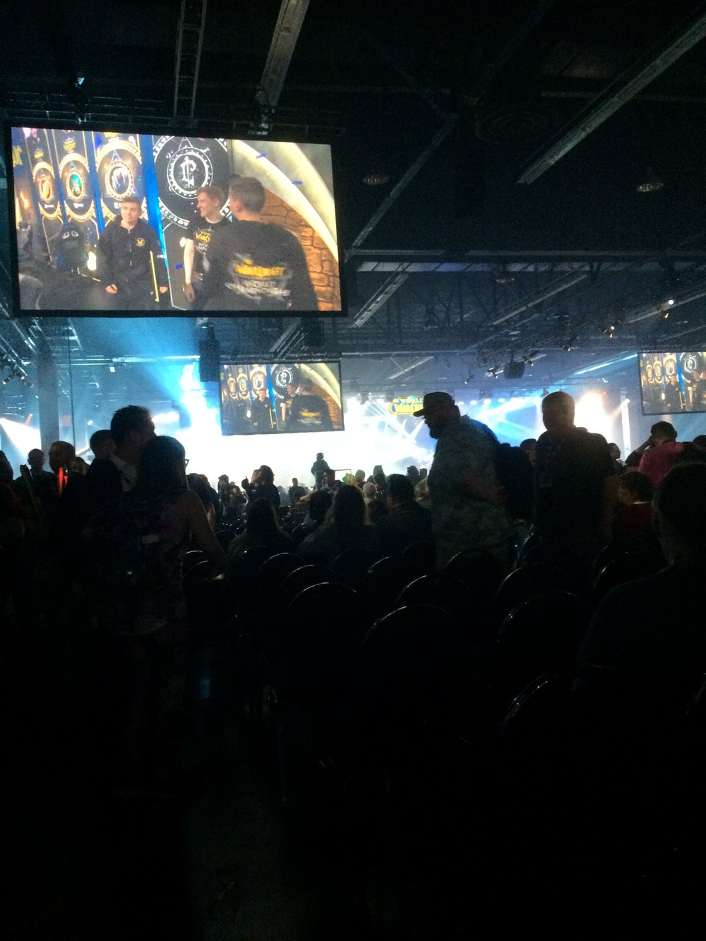 Closing Ceremonies at BlizzCon 2017. (2)