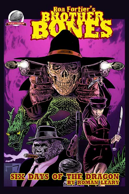 Brother Bones: Six Days of the Dragon by Roman Leary.