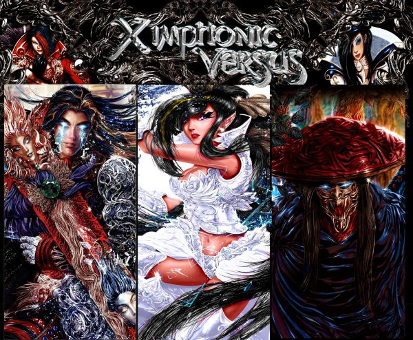 Promotional art from Ximphonic Versus (1).