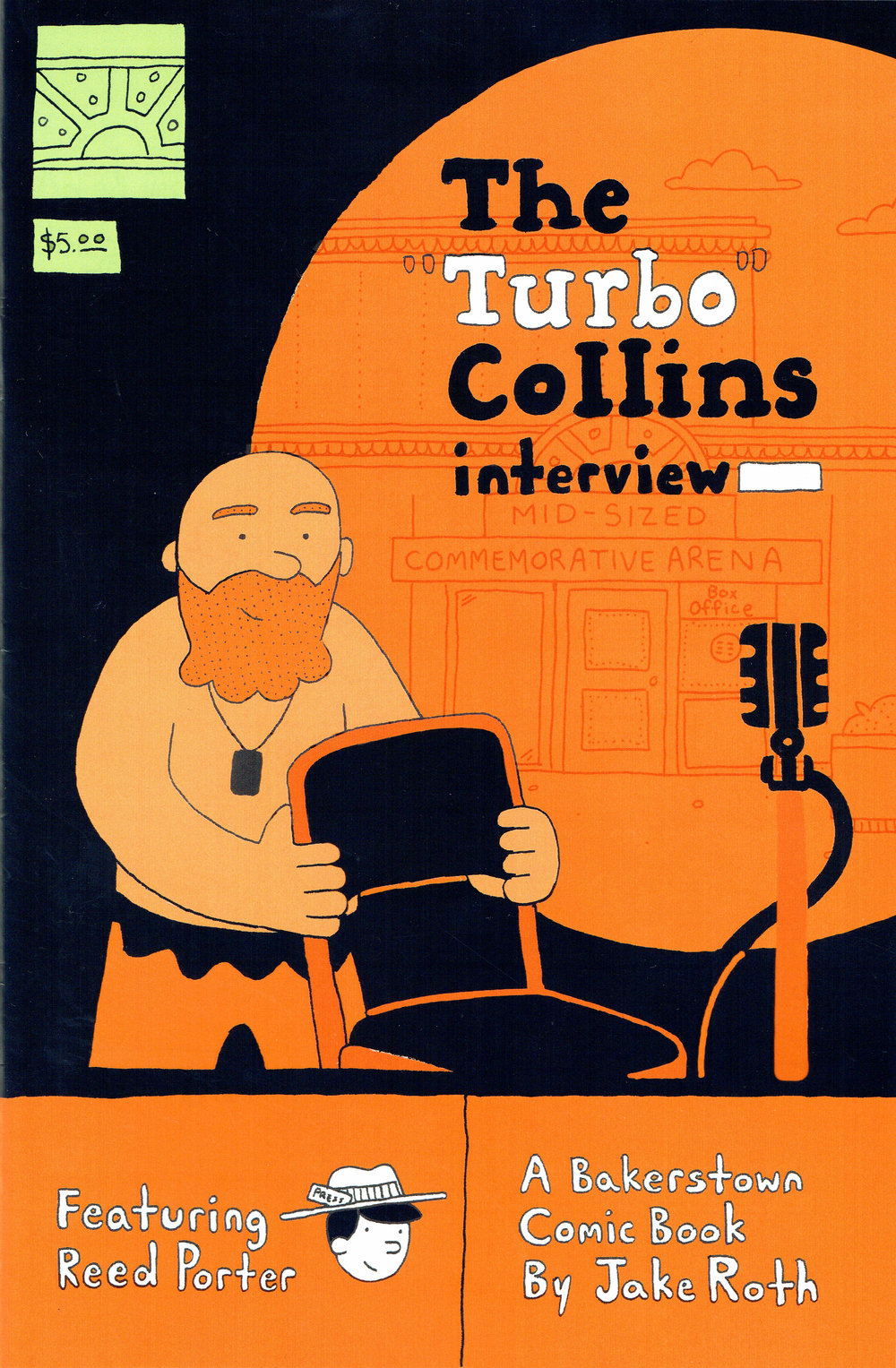 The Turbo Collins Interview by Jake Roth.