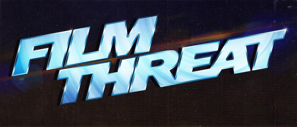 Film Threat sticker.