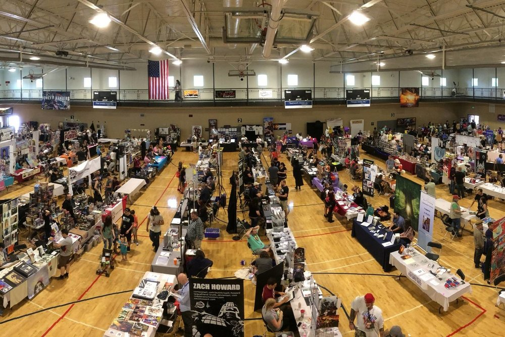 Fort Collins Comic Con 2017: Big Things at This Little Convention   Written by Shawn Hall
