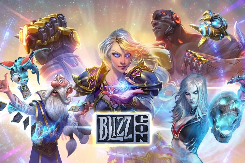 A Legendary BlizzCon Adventure: Getting There   Written by Shawn Hall