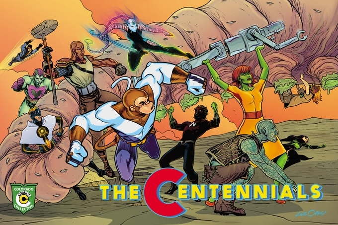 The Centennials - A Kickstarter Spotlight   Written by Neil Greenaway
