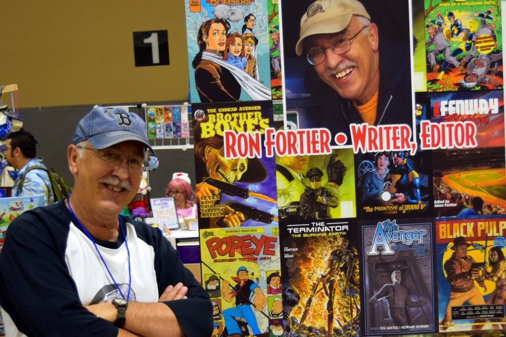 An Interview With Ron Fortier of Airship 27 (Fort Collins Comic Con 2016)   Written by Neil Greenaway