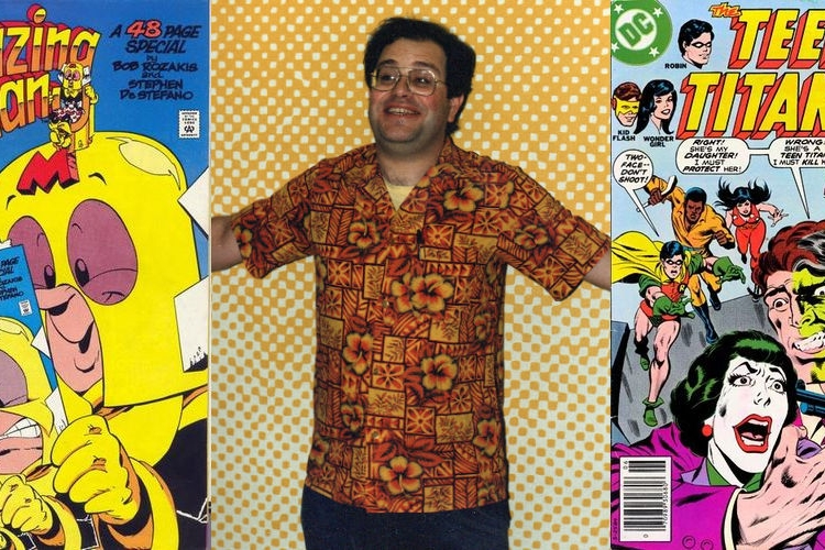 An Interview With Bob Rozakis - The Bronze Age Answer Man of DC Comics   Written by Bryan Stroud