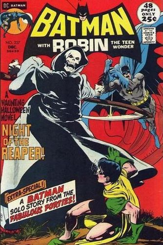 Batman (1940) #232, written by Denny O'Neil.