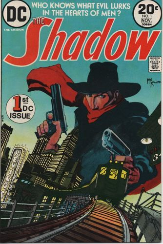 The Shadow (1973) #1, written by Denny O'Neil.