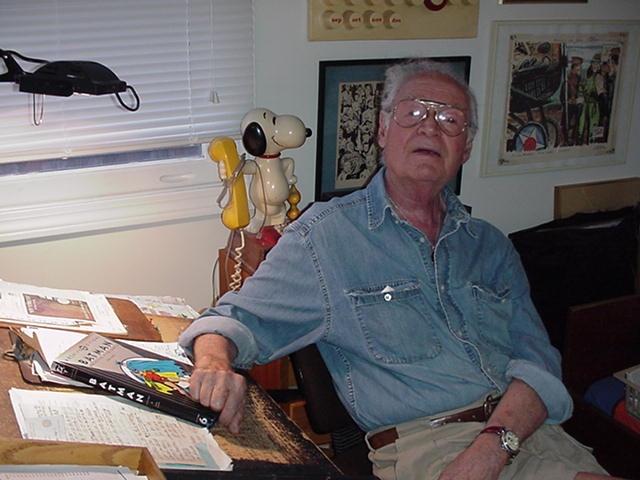 Lew Sayre Schwartz in 2006.