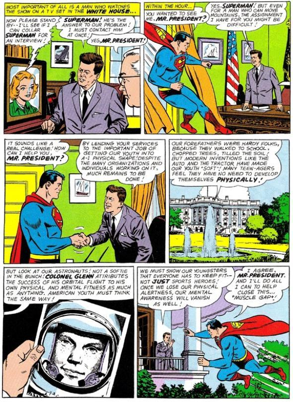 An interior page from Superman (1939) #170, drawn by Al Plastino.