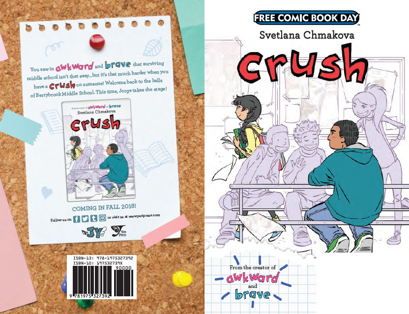 FCBD 2018 Crush - Preview 1.