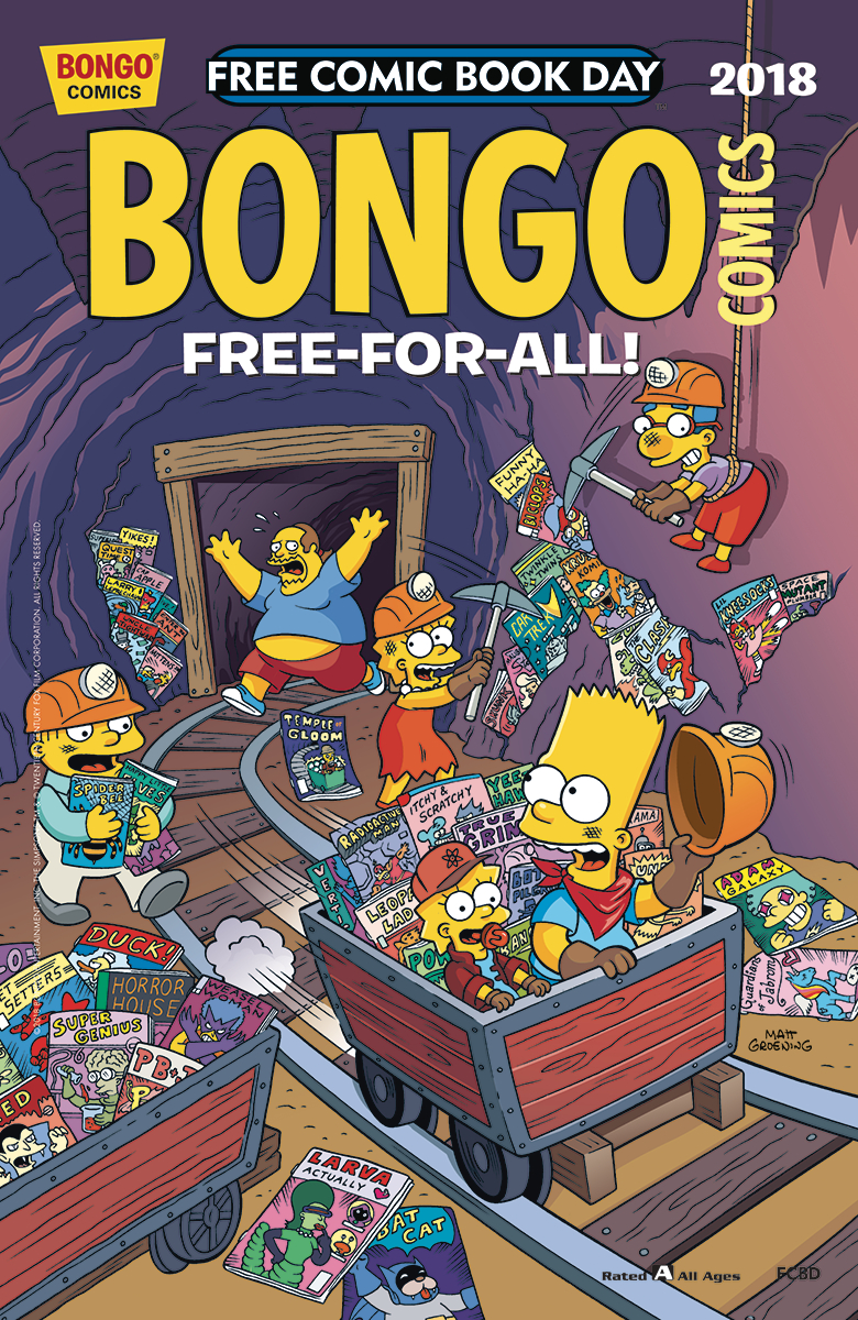 FCBD 2018 BONGO COMICS FREE-FOR-ALL.jpg