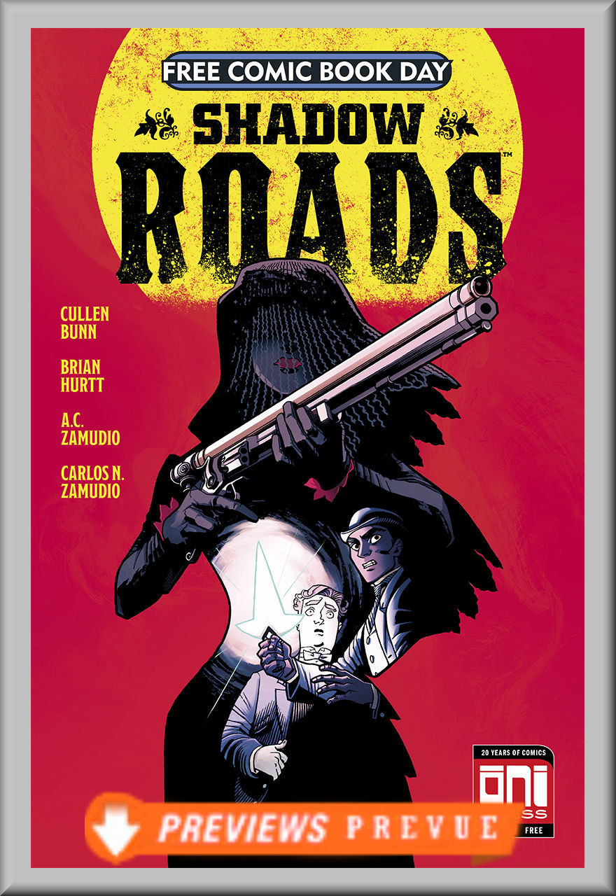 FCBD 2018 Shadow Roads #1 (Oni Press)