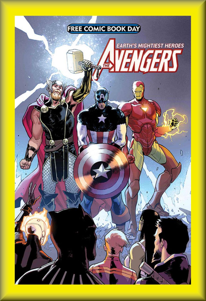 FCBD 2018 Avengers #1 (Marvel)