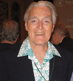 Frank Springer in 2008, at the 62nd Annual Reuben Awards.