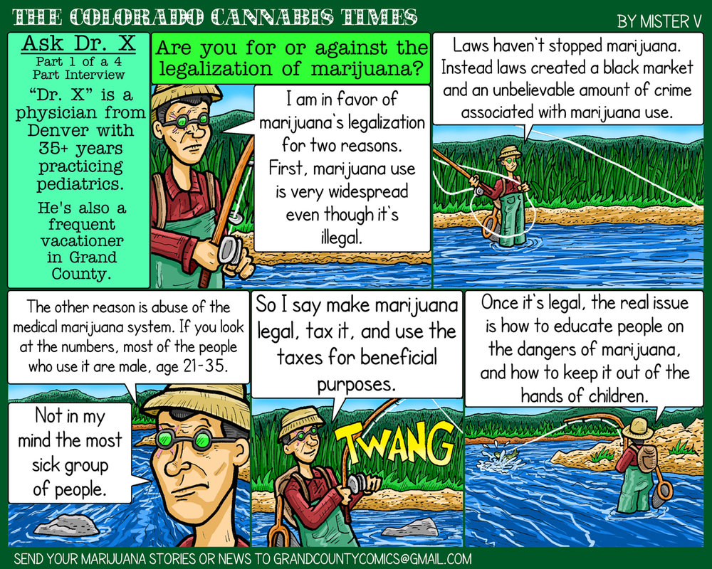 The Colorado Cannabis Times (01) by Mister V (click to enlarge)