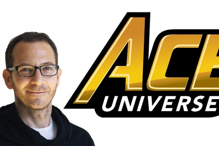 Gareb Shamus Talks About ACE Universe at Ace Comic Con AZ   Written by Ryan Hall
