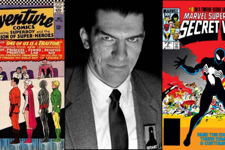 An Interview With Jim Shooter - A Lifetime Spent In Comics   Written by Bryan Stroud