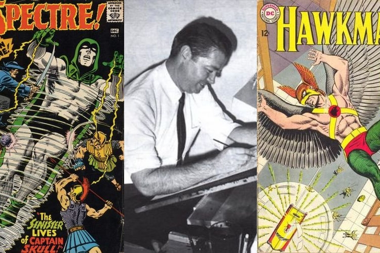 An Interview With Murphy Anderson - A Prolific Artist for DC's Silver Age   Written by Bryan Stroud