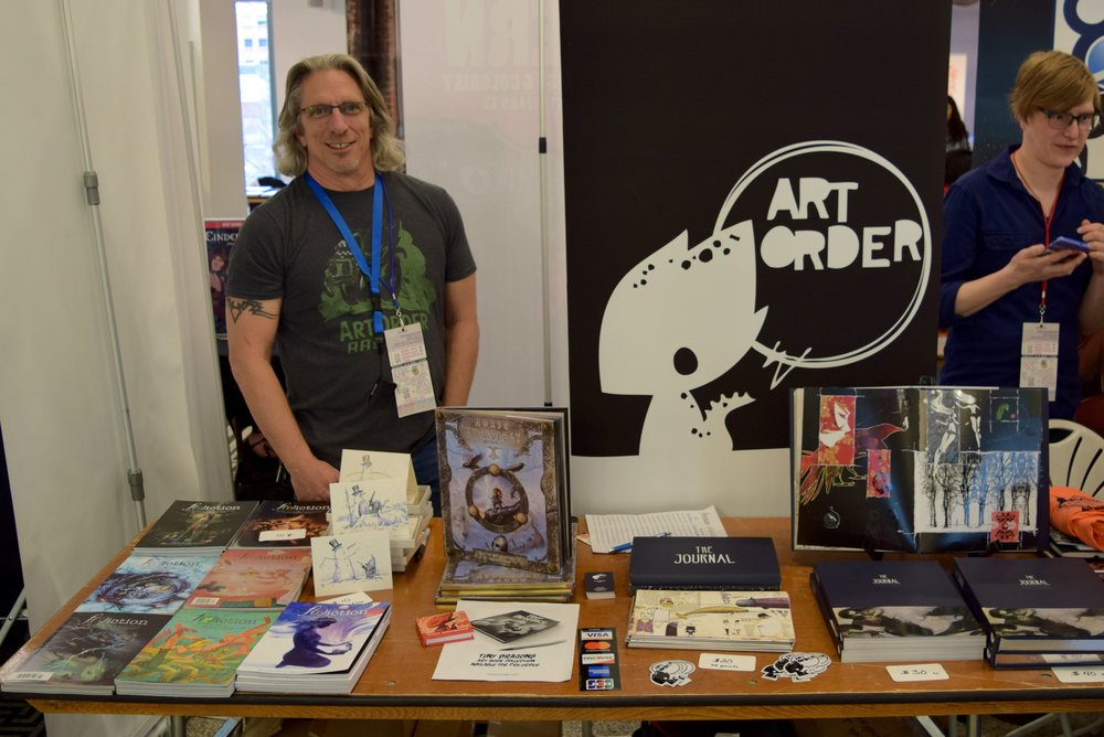 The Art Order at DINK 2018.
