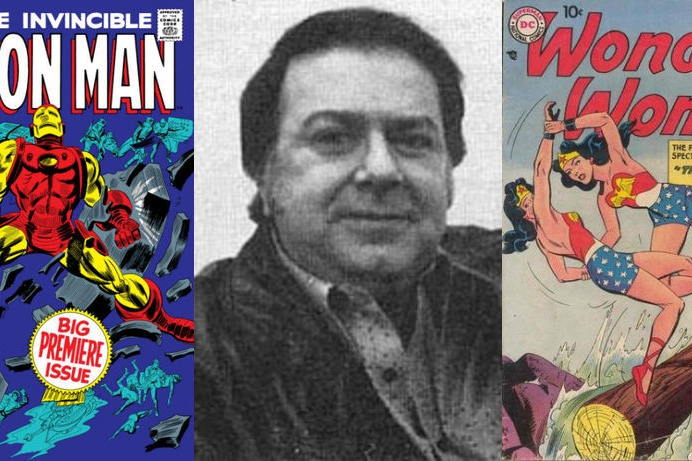 An Interview With Mike Esposito - Silver Age Inker for Wonder Woman & Iron Man   Written by Bryan Stroud