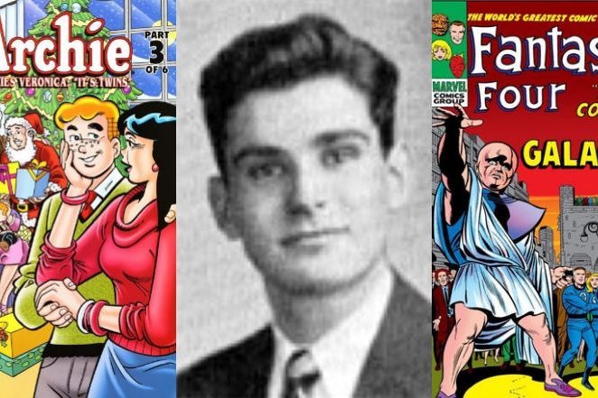 An Interview With Stan Goldberg - Colorist for Marvel & Artist for Archie   Written by Bryan Stroud