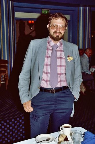 Marv Wolfman in 1982.