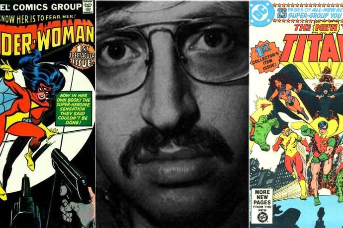 An Interview With Marv Wolfman - Creator of Blade, Bullseye, and The New Teen Titans   Written by Bryan Stroud
