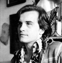 Berni Wrightson in 1977.