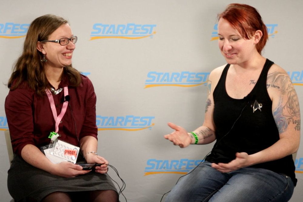 An Interview with Doctor Erin Macdonald, Astrophysicist (Starfest Denver 2018) [Video + Transcription]   Written by Mary Andreski