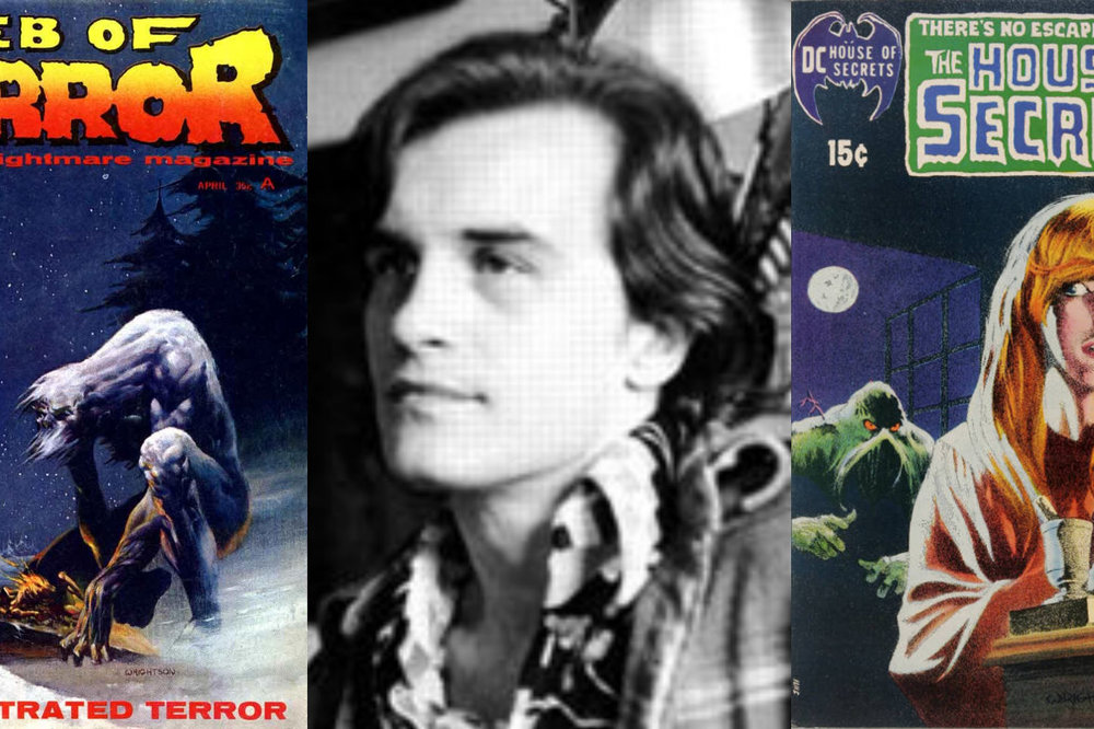 An Interview With Berni Wrightson - A True Master of Horror   Written By Bryan Stroud