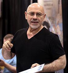 Joe Rubinstein in 2017.