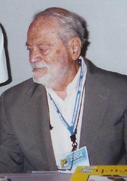 Jack Adler at SDCC 2004.