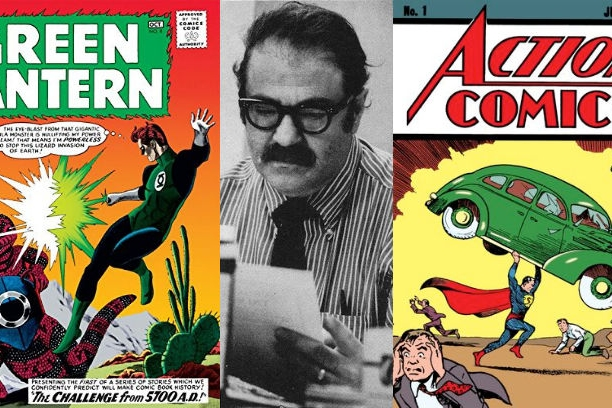 An Interview With Jack Adler - Comics Innovator of the Golden Age   Written by Bryan Stroud