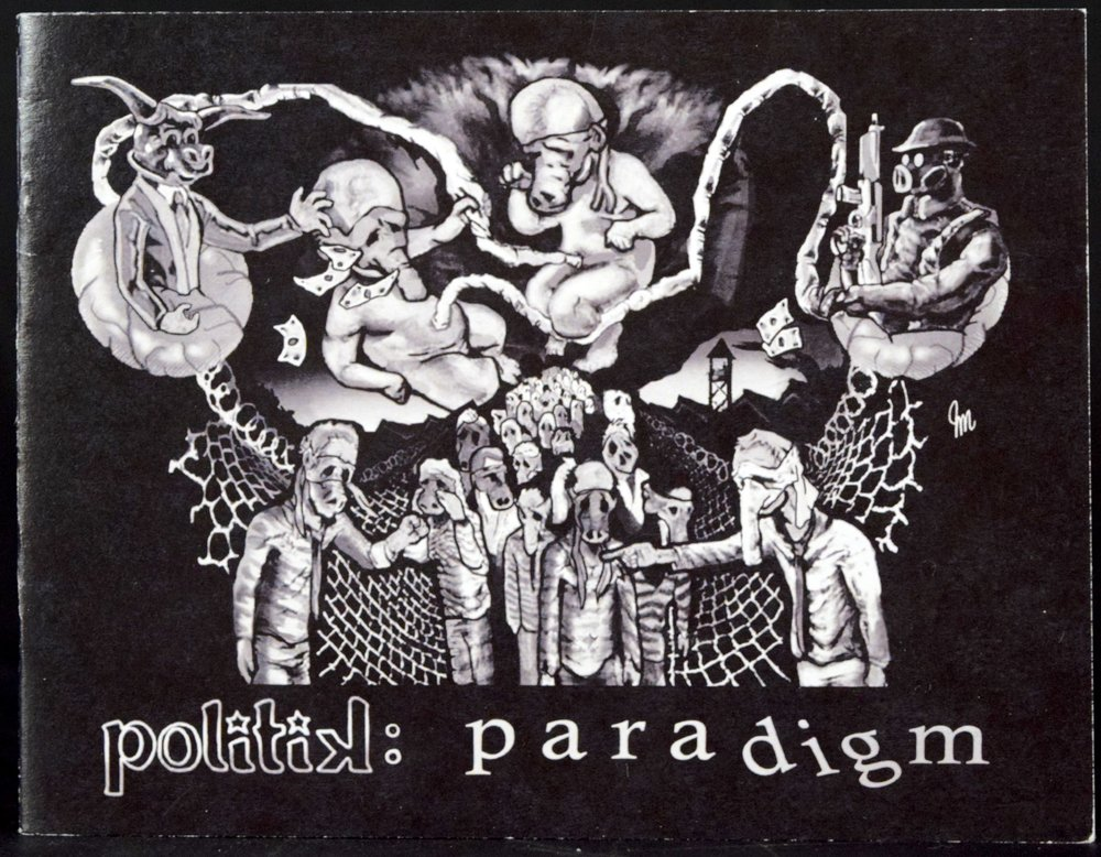 Politik: Paradigm  by  J. James McFarland .